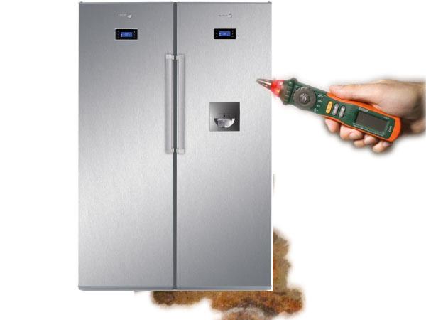 Những bệnh tủ lạnh side by side thường hay gặp nhất (P1)