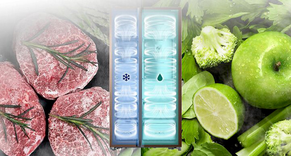 Hè này có nên mua tủ lạnh side by side Samsung?
