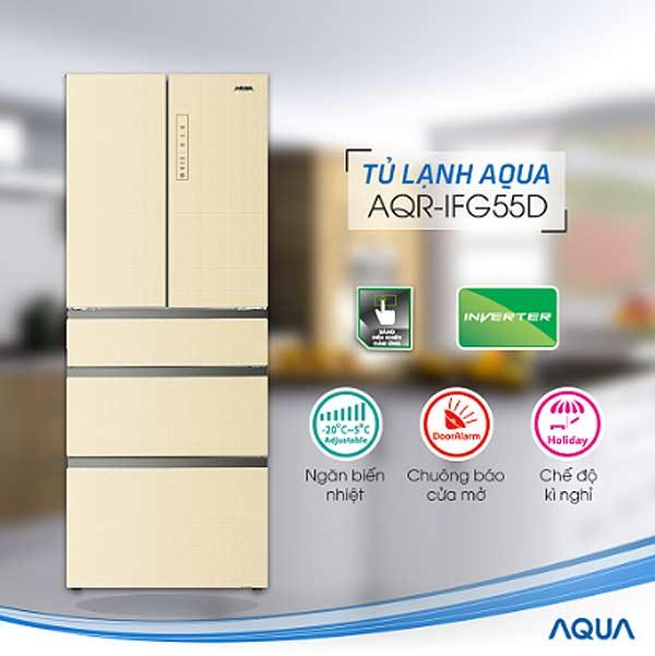 4 mẫu tủ lạnh Side by Side tầm giá 30 triệu dễ mua