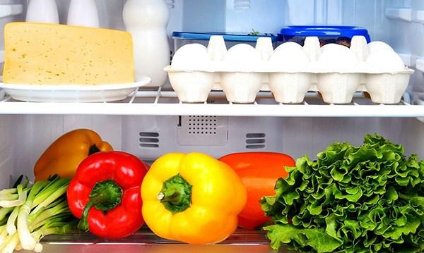 Cách bảo quản 5 loại thực phẩm thông dụng trong tủ lạnh
