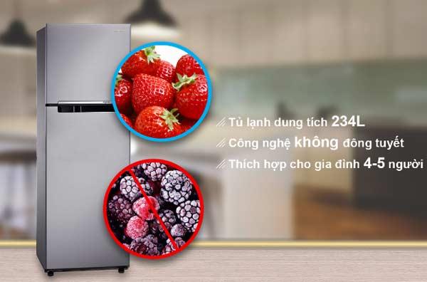 5 tủ lạnh Inverter giá dưới 7 triệu đáng mua nhất