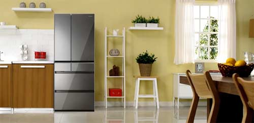 Cập nhật Top 4 tủ lạnh Side by Side dưới 600 lít đáng mua 2017
