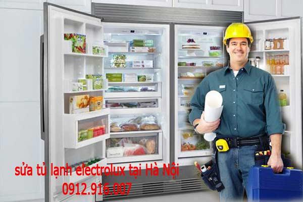 Dịch vụ sửa tủ lạnh electrolux nhanh và hiệu quả