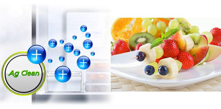 Điểm danh 6 công nghệ đỉnh cao trên tủ lạnh Side by Side