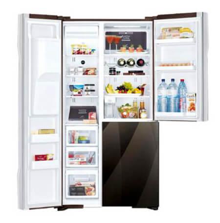 Những lưu ý khi chọn kích thước tủ lạnh side by side hitachi
