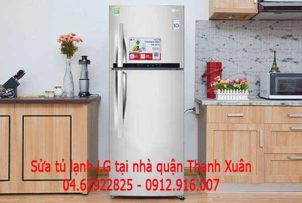 Dịch vụ sửa tủ lạnh LG tại nhà quận Thanh Xuân