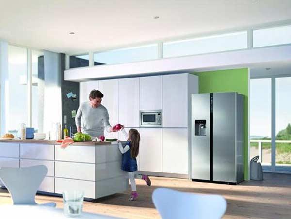 Những lý do bạn nên mua tủ lạnh side by side