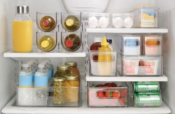 4 mẹo sắp xếp thực phẩm thông minh cho tủ lạnh