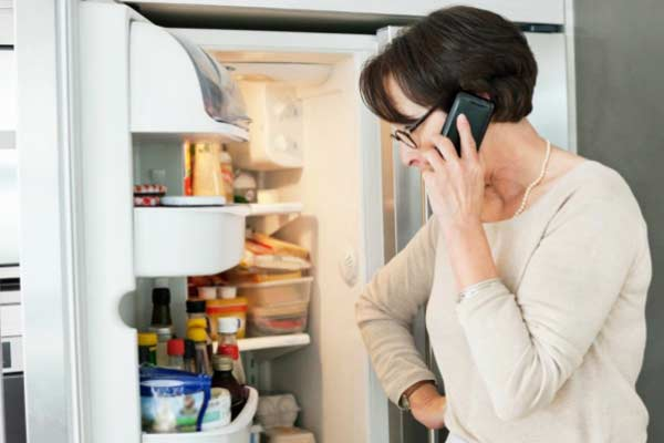 """Phát hiện sớm những """"dấu hiệu"""" có vấn đề của tủ lạnh"""