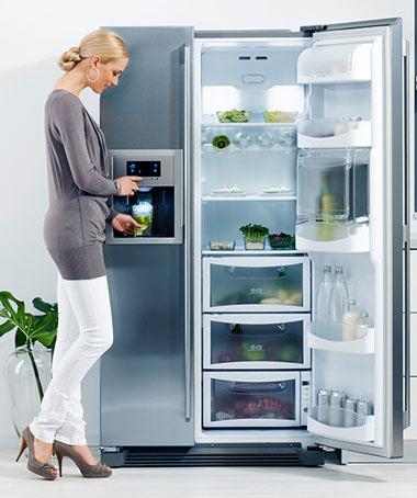 Sửa tủ lạnh 4 cánh cửa ở Hà Nội