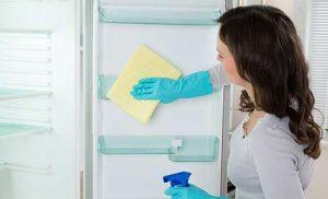 5 sai lầm nghiêm trọng cần tránh khi vệ sinh tủ lạnh