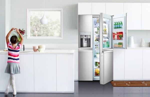 Sử dụng tủ lạnh side by side bền lâu với 4 mẹo hữu ích