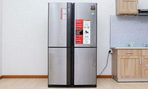 Top 5 tủ lạnh dung tích lớn có giá dưới 20 triệu