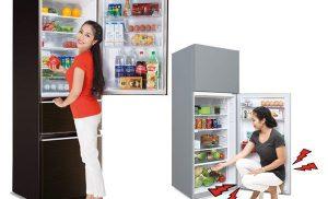 Những ưu điểm không thể bỏ qua của loại tủ lạnh có ngăn đá ở dưới