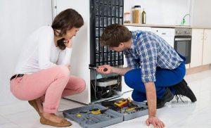 Người dùng có nên tự sửa tủ lạnh side by side tại nhà?