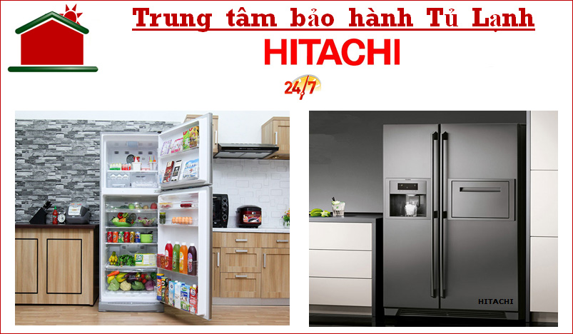 Danh sách Trung tâm Bảo Hành Tủ Lạnh Hitachi Tại Hà Nội